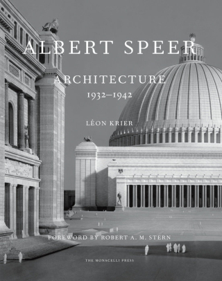 Speer Book Cover (Monacelli Press. Monacelli Studio)