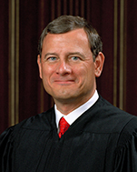 John Roberts via U.S. Supreme Court.