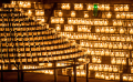 Candles at UND Grotto.1 (Peter Ringenberg . U of ND)