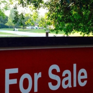 House for Sale Sign and Street View.05.10.15 (3)