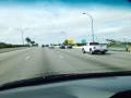 F4 buzzes highway.