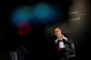Barr (Alexander Drago.Reuters)